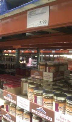 Gluten-Free Almond Butter bargain at Costco