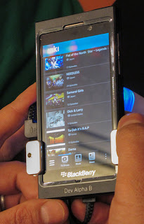 Ponsel Full Touch BlackBerry 10