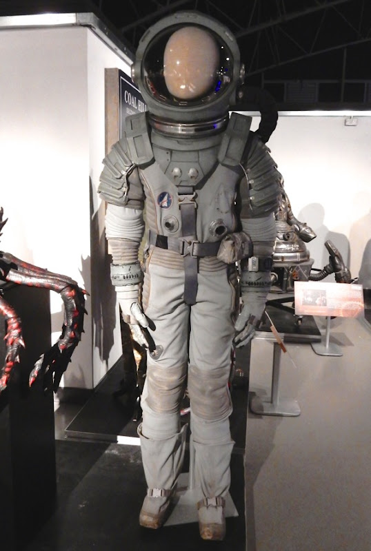 Captain Lundvik spacesuit Doctor Who Kill the Moon