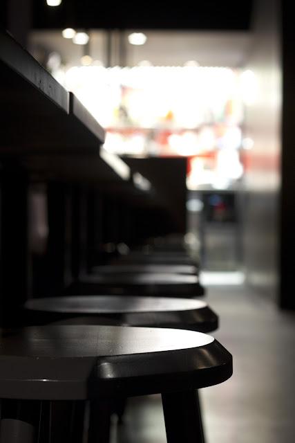 Toca rouge, Berlin, black restaurant
