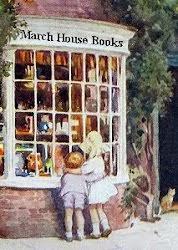 Marchhouse books