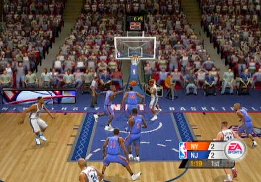 Downlaod PC Games NBA Live 2005