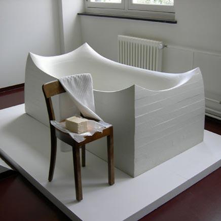 Modern vrijstaand bad design keukens - Soft tube whirlpool ...