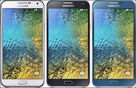 Harga Samsung Galaxy E7 RAM 2GB