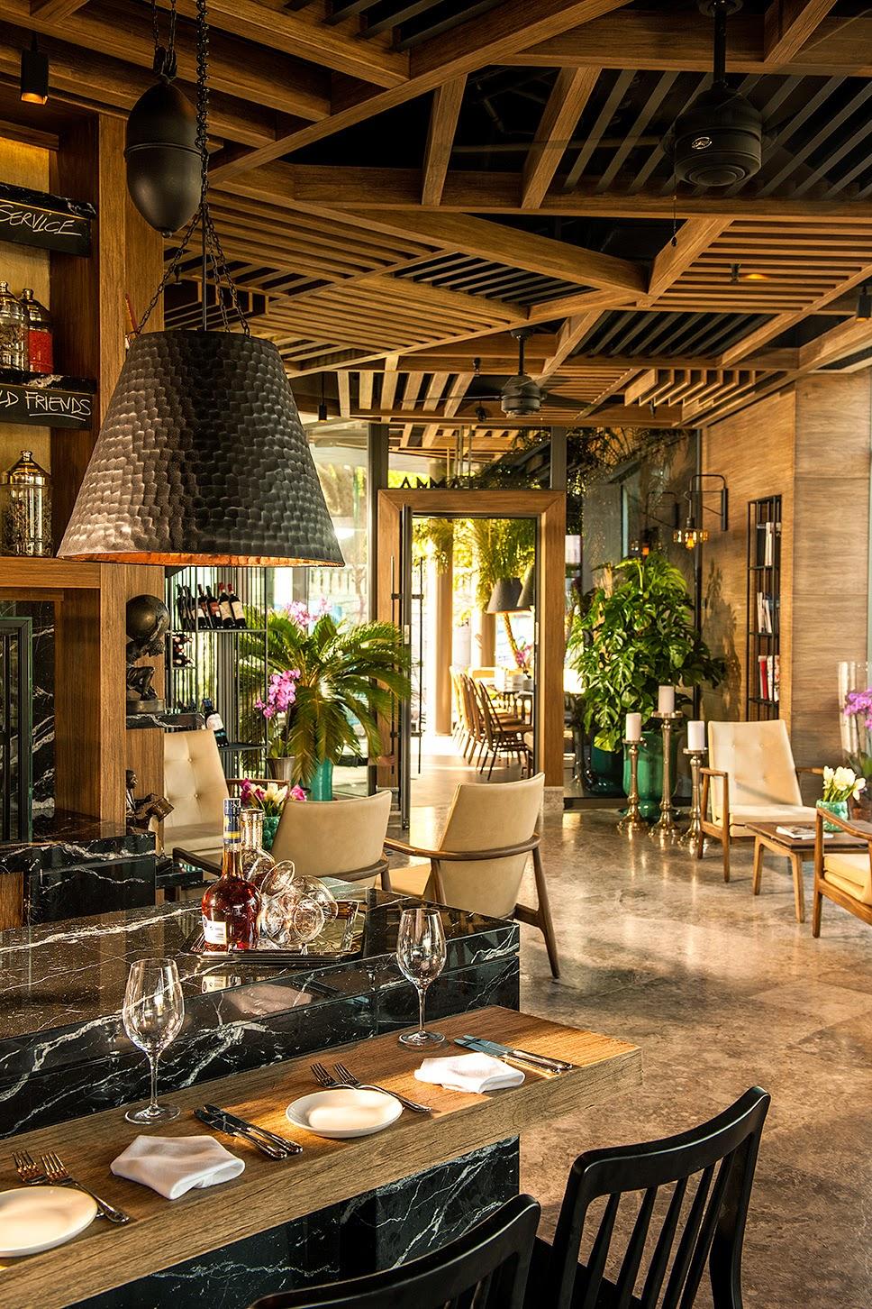Ayd nlatma ve dekor d nyas ndan geli meler tolan mimarl k for Dekor hotel istanbul