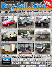 Buy Sell Ride Magazine Private Party and Dealer Classified Ads!