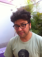 Felipe Guaraná, compositor e intérprete de 'Lenço de cetim'