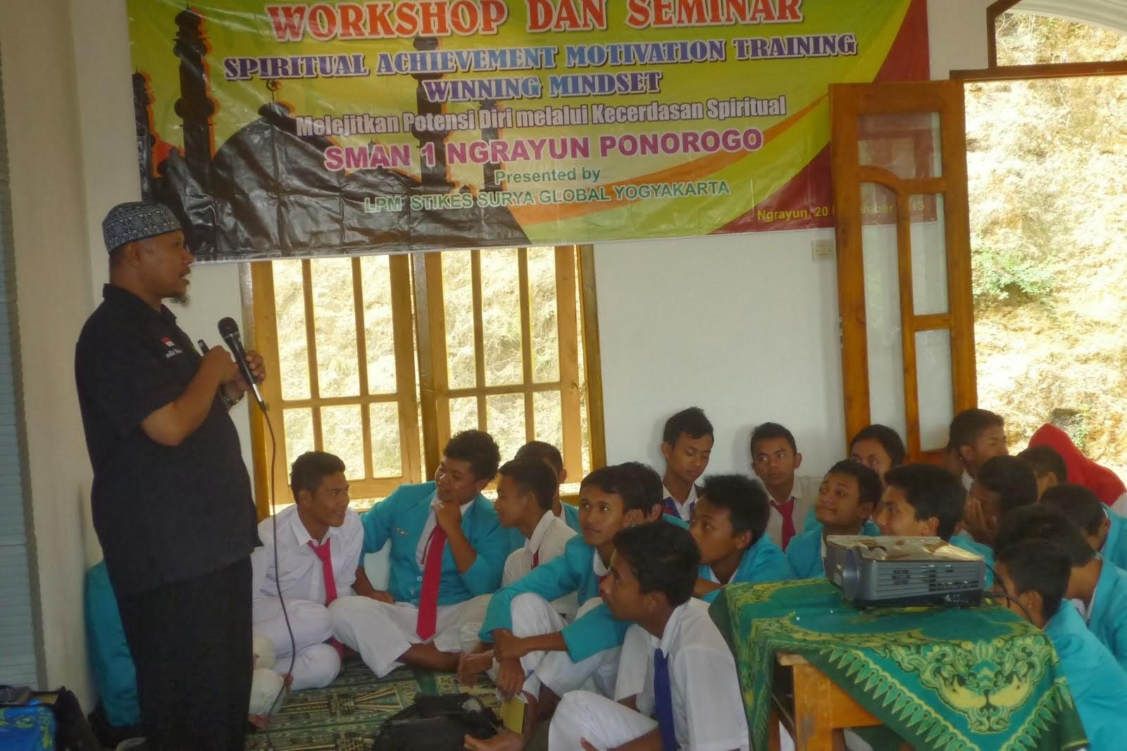 Motivasi Training Anggota Rohis