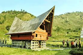 Balai Batak Toba - Traditional Houses of North Sumatra
