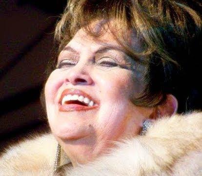 * Falleció la estrella de Buenos Aires, Virginia Luque