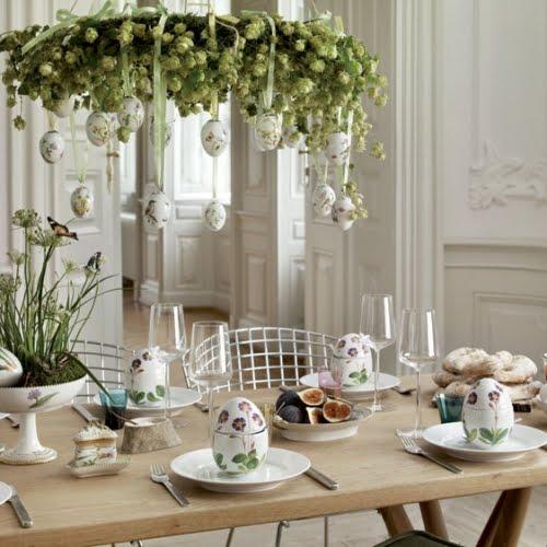 Abc amo le belle cose decorazioni di pasqua idee verdi - Decorazioni per pasqua ...