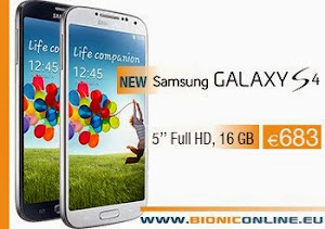 NEW GALAXY S4 - BIONIC