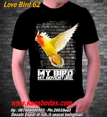Kaos Lovebird 62