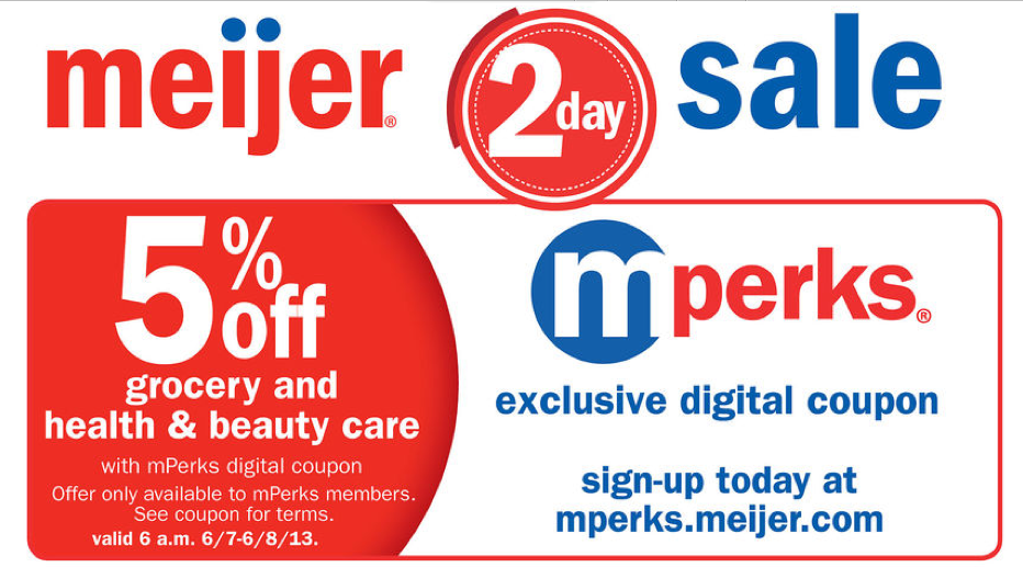 We have 4 Meijer promo codes for you to choose from including 4 sales. Most popular now: Save Big with the Brands You Trust!. Latest offer: Find Meijer Near You%().