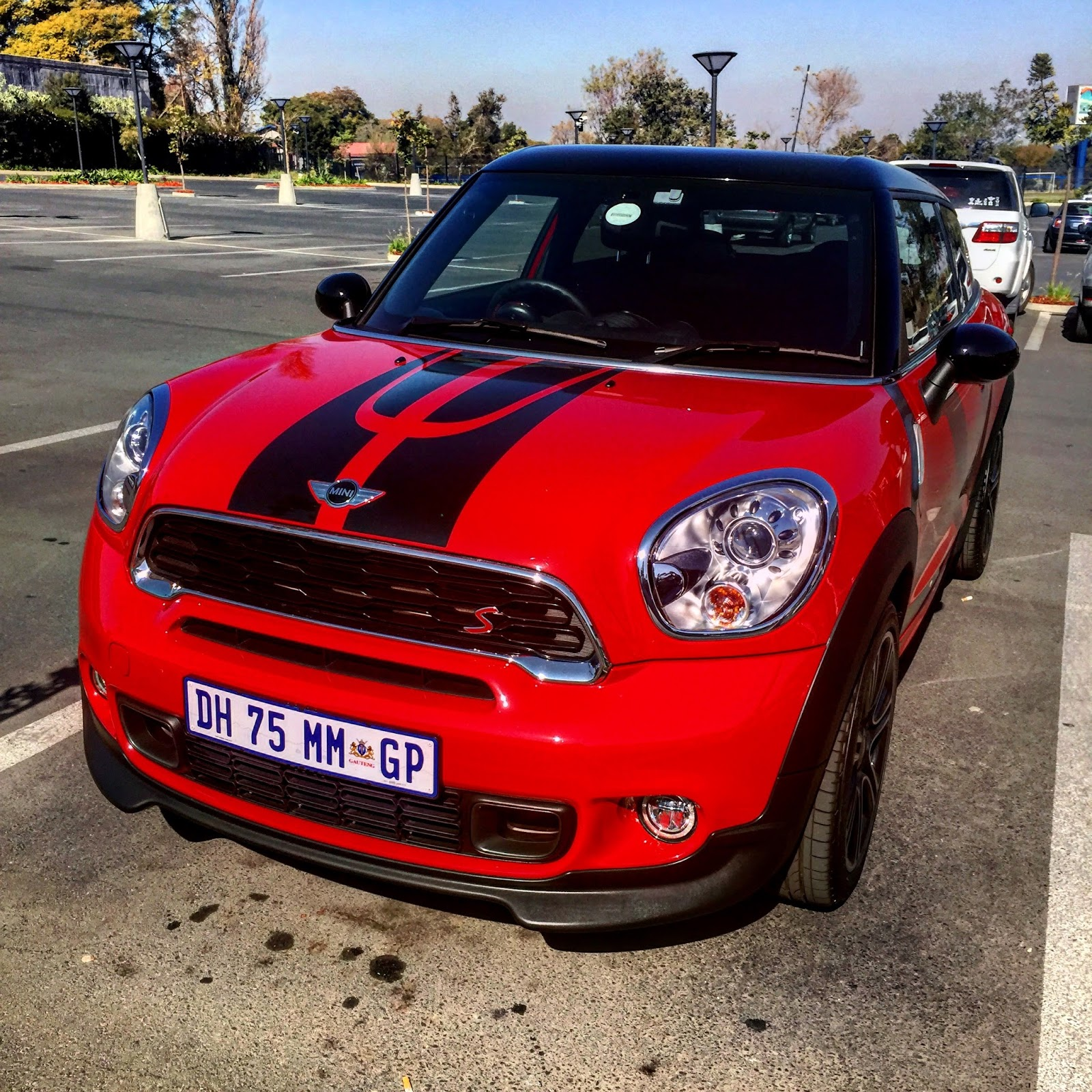 driven mini cooper s paceman. Black Bedroom Furniture Sets. Home Design Ideas