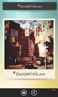 #2InstaWithLove for Windows Phone