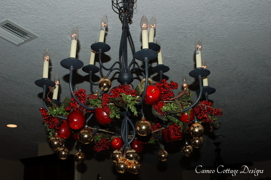 cameo cottage designs christmas decorating on the inside
