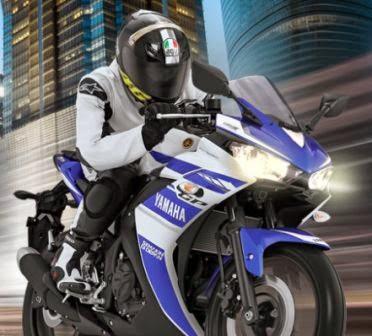 Yamaha R15 dan R25 Motor Sport