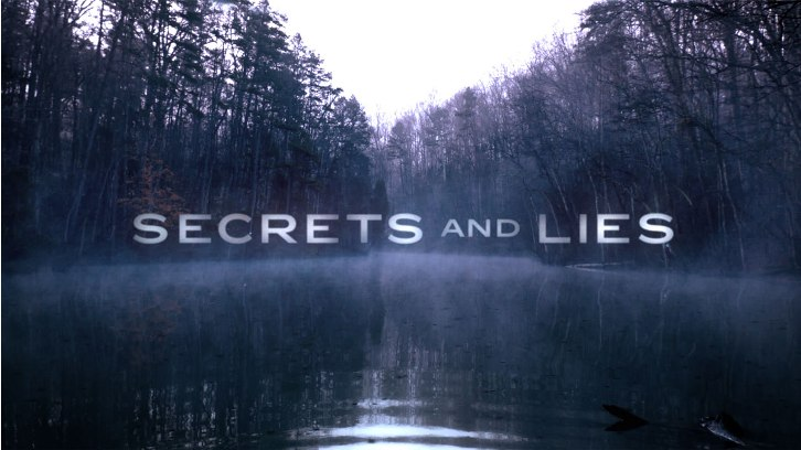 POLL : What did you think of Secrets and Lies - Double Episode Premiere?