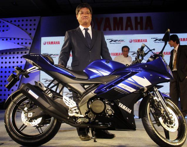 Modif Yamaha R15 Indonesia