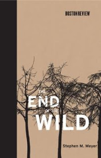 End of the wild, biodiversity crisis, environmental values