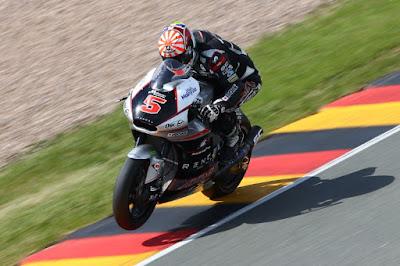 Hasil Lengkap Kualifikasi Moto2 Sachsenring, Jerman 2015