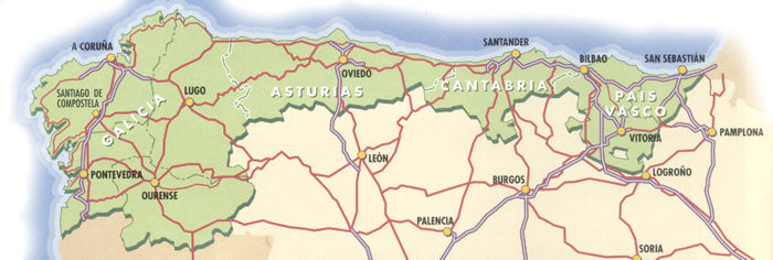 The World of Wine Review Spain Unit 2 Green Spain Galicia and