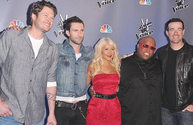 """the voice judges nbc. of NBC#39;s """"The Voice"""" — pop"""