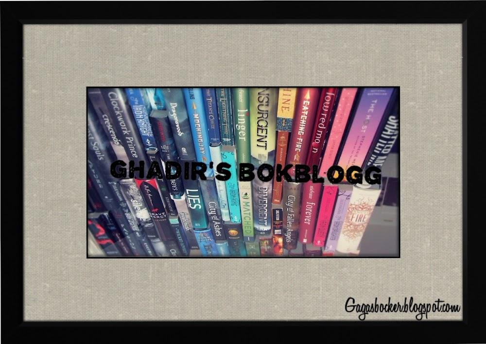Ghadir's bokblogg