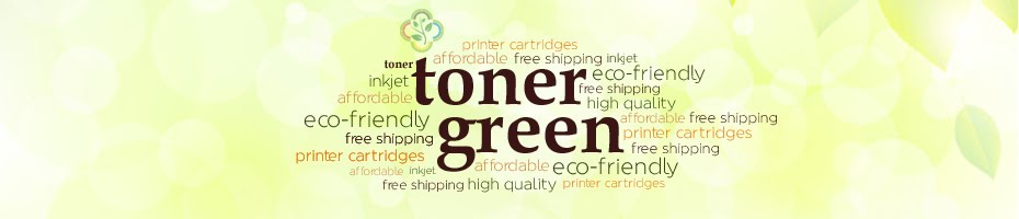 TonerGreen - Eco-Friendly Toners from the U.S.