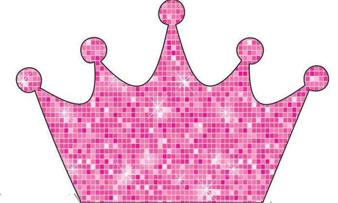 Caja con forma de corona