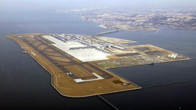 Aeropuertos escalofriantes: Chubu Centrair