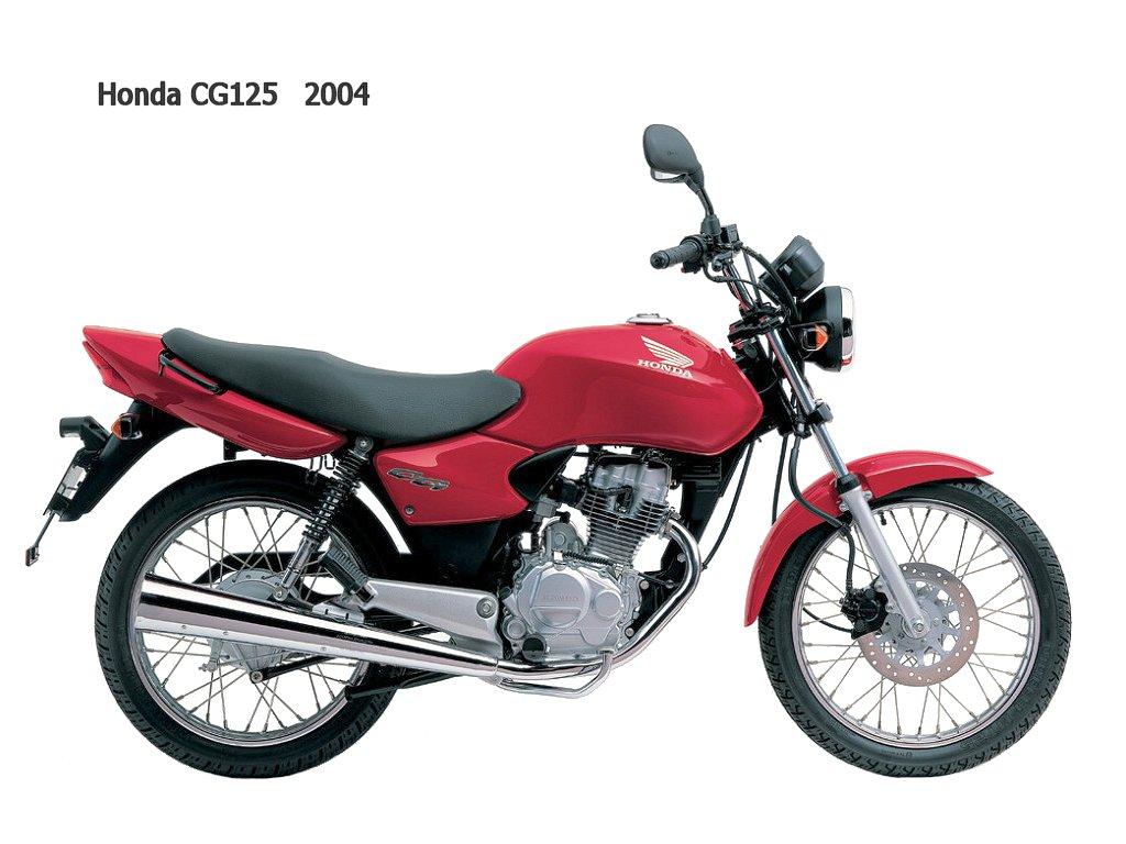 honda cg 125 es: