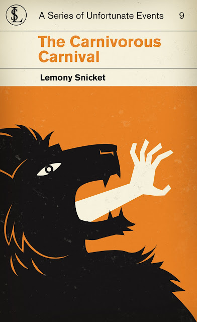 Book Cover Series Netflix : The art of m s corley lemony snicket redesign