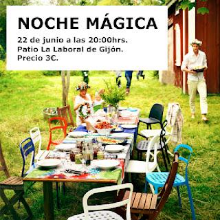 imagen del evento noche mágica en asturias
