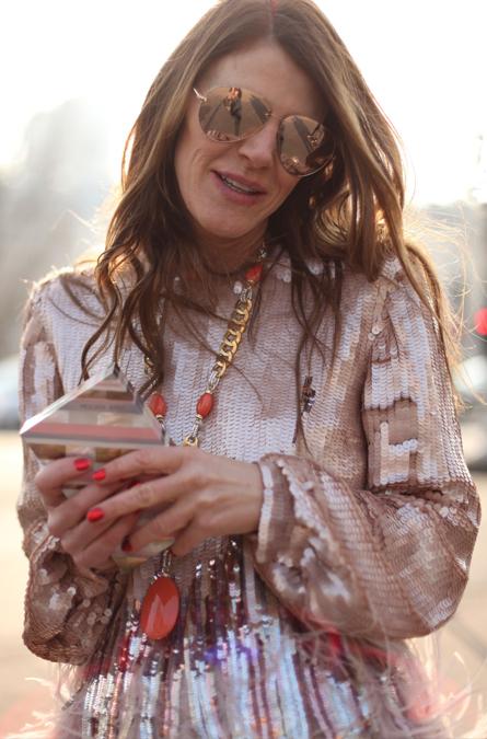 Paris Fashion Week Street Style: Le chic parisien