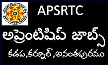 APSRTC Jobs