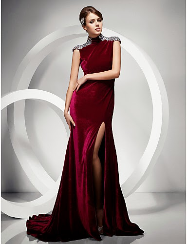 Vestidos de noche largos y sencillos | Colección