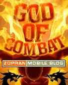 god of combat java games