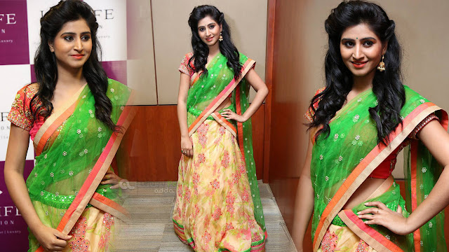 Shamili Latest Photos At Hi Life Luxury Designer Exhibition Curtain Raiser Event