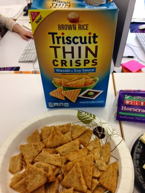 The amateur epicures just add fish triscuit wasabi and for Low sodium fish sauce