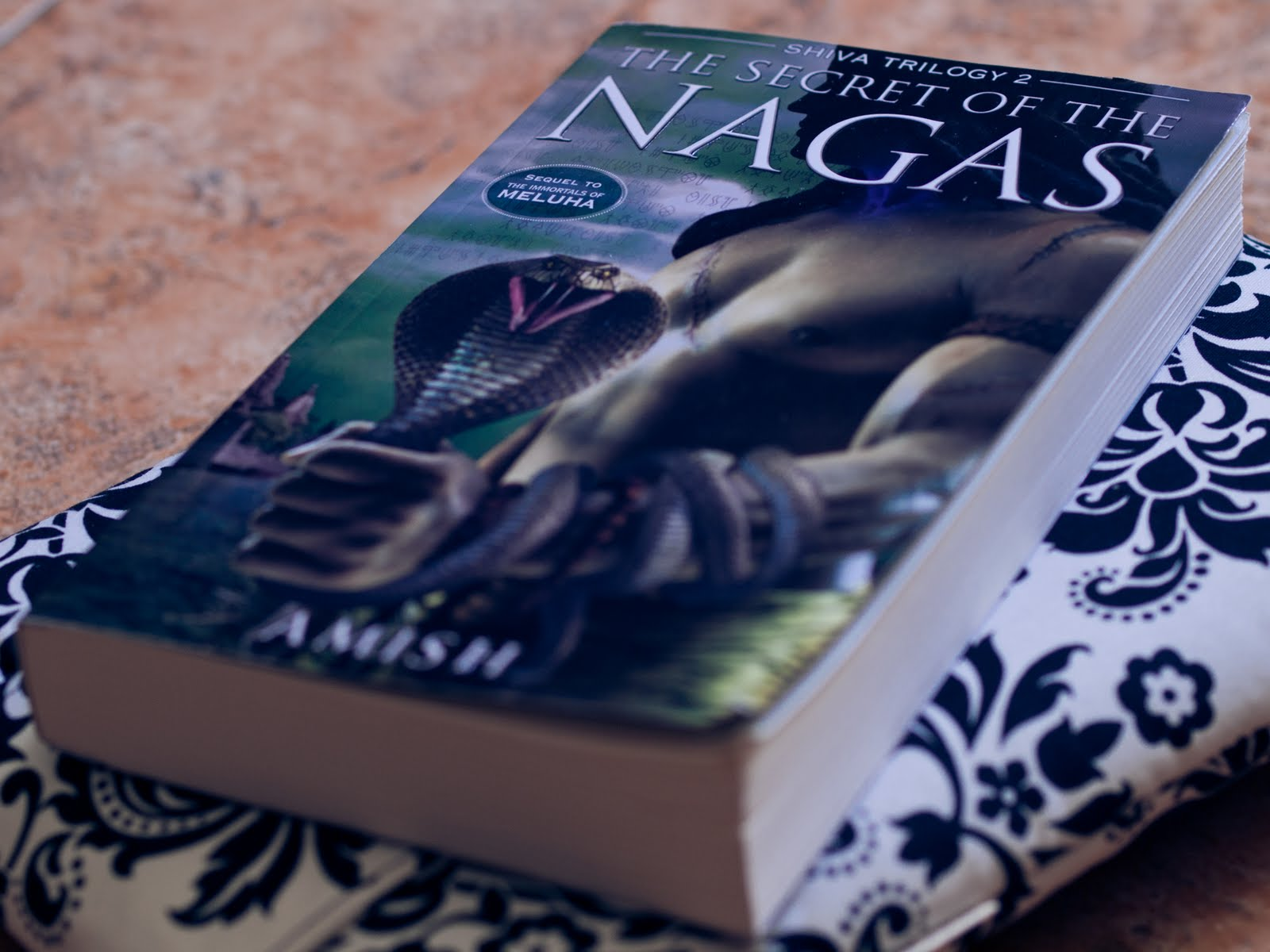 Immortals Of Meluha And The Secret Of The Nagas And getting into theImmortals Of Meluha And The Secret Of The Nagas