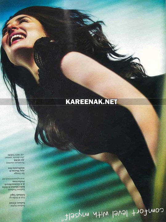 Kareena Kapoor Latest Photoshoot Scans For Grazia Magazine
