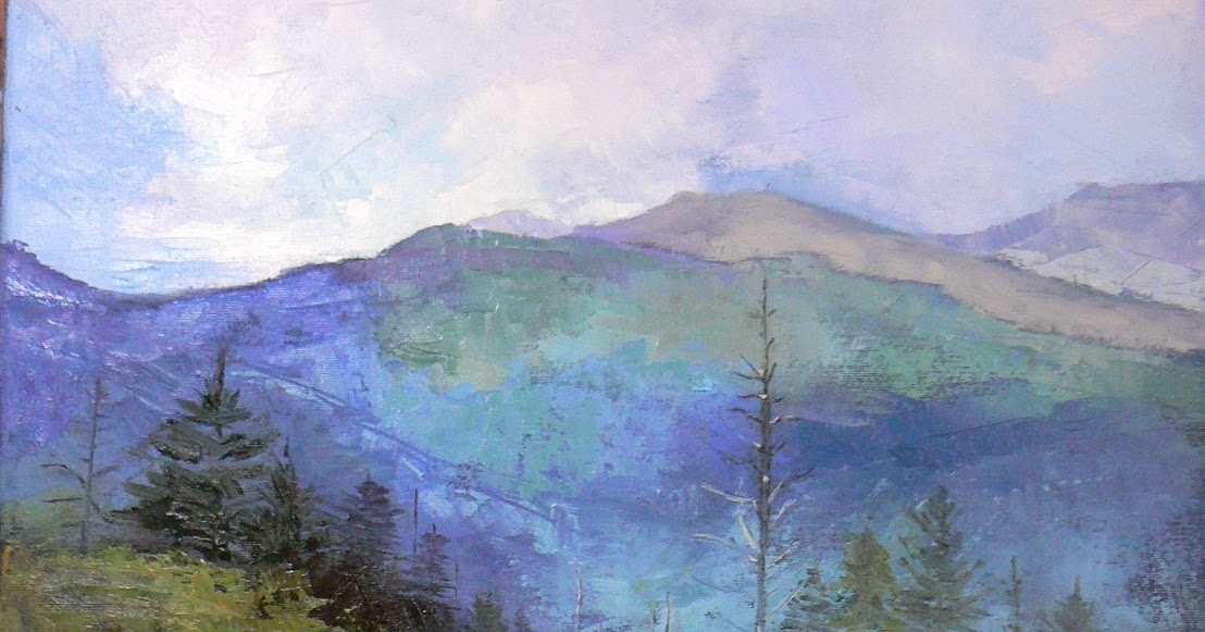 Contemporary Artists Of North Carolina Mountain