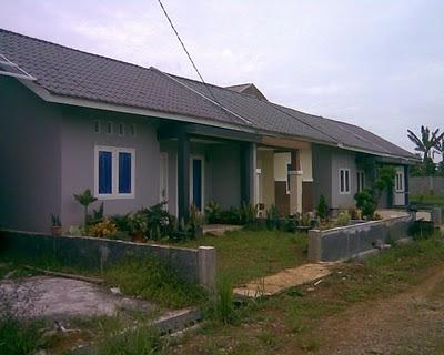 Rumah minimalis type 36/105