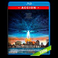 Día de la Independencia (1996) BRRip 720p Audio Dual Latino-Ingles