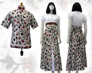baju batik trend 2013