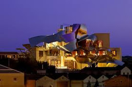 Marques de Riscal (La Rioja Hotel and Winery) - Just 1hour and a half from home