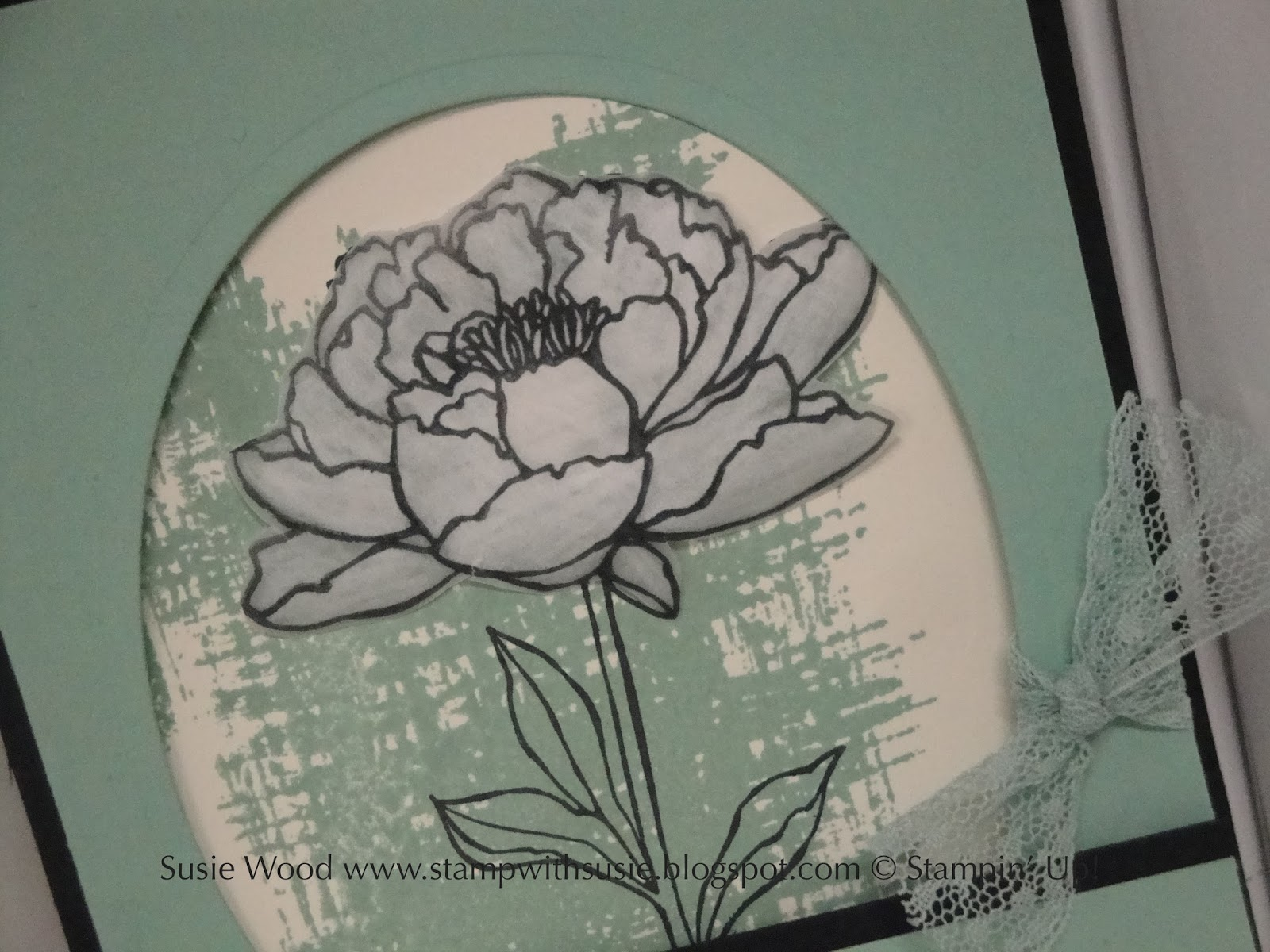 Stamp with susie here is a beautiful flower card here is a beautiful flower card izmirmasajfo