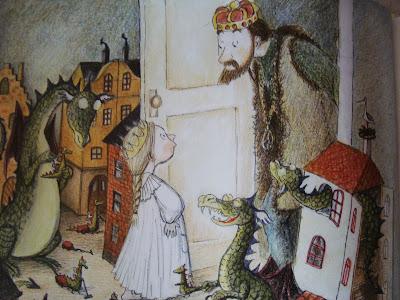 książka o księżniczkach i smokach recenzja